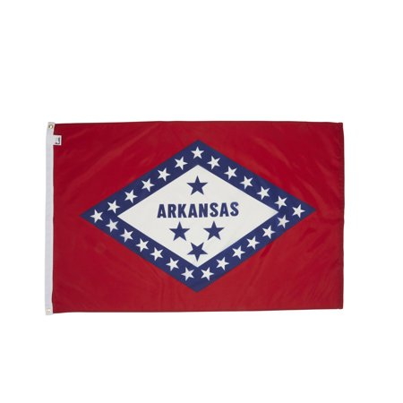 Allied Flag Arkansas State Nylon Flag Arkansas Ar State Flag