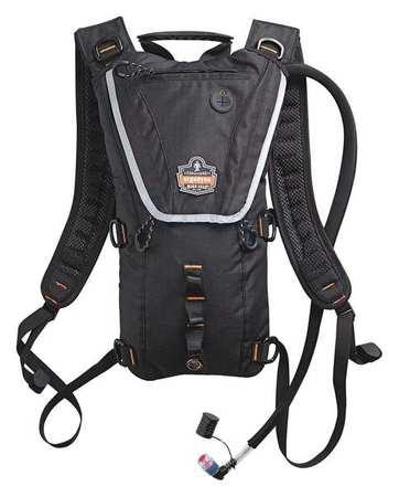 ERGODYNE 5156 Hydration Pack, 70 oz. 2L, Black by Ergodyne