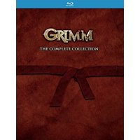 Grimm: The Complete Collection on Blu-ray