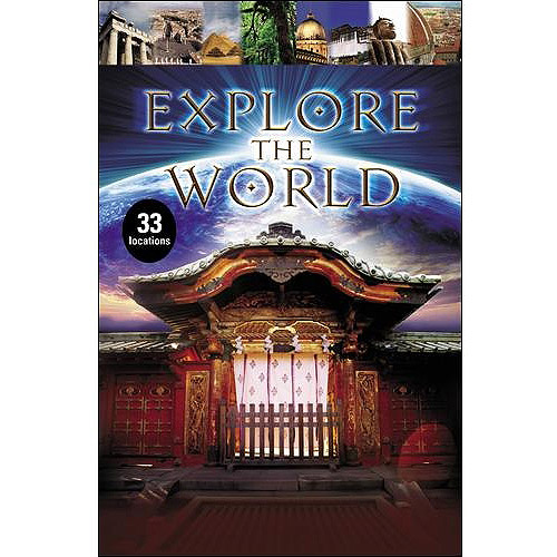 Explore The World (Videobook)