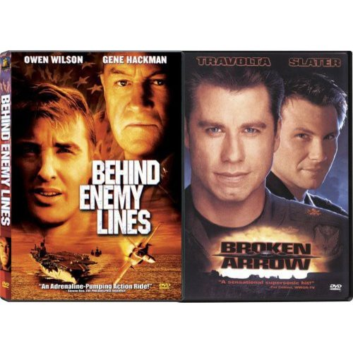 Behind Enemy Lines / Broken Arrow (Widescreen)