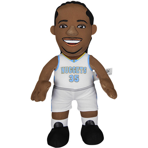 "NBA Denver Nuggets Kenneth Faried 10"" Plush Doll"