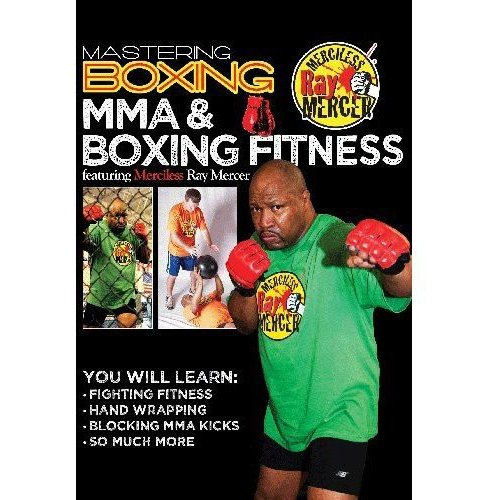 Mastering Boxing: MMA And Boxing Fitness With Ray Mercer
