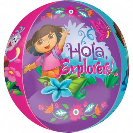 Dora The Explorer Orbz Balloon 16