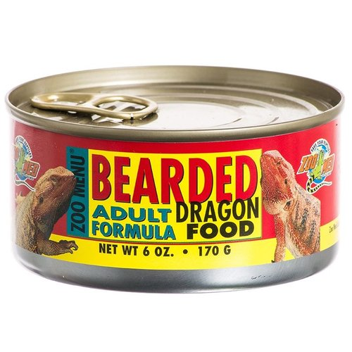Zoo Med Zoo Menu Bearded Dragon Food - Adult Formula 6 Ounce