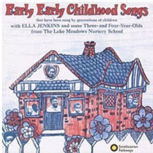 Flipside Early Childhood Songs Audio CD