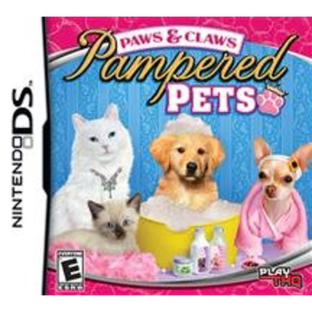 Paws & Claws: Pampered Pets (Nintendo DS) - Pre-Owned Pet Vet Nintendo Ds