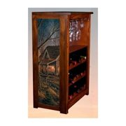 """""""Comforts of Home"""" Wine Cabinet"""