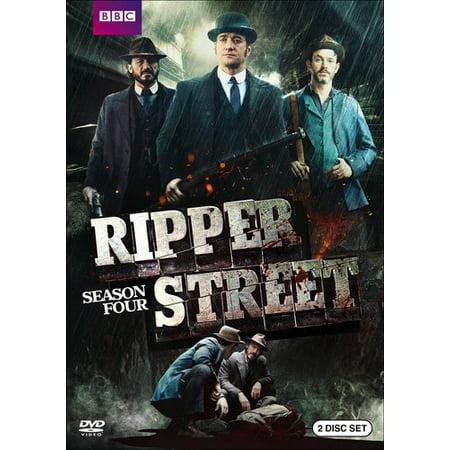Ripper Street: Season 4 (DVD) - Halloween Fourth Street Live