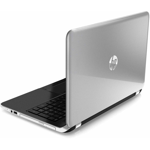 """HP Sparkling Black 15.6"""" Pavilion 15-n210us Laptop PC with AMD A6-5200 Quad-Core Processor, 4GB Memory, 500GB Hard Drive and Windows 8.1"""