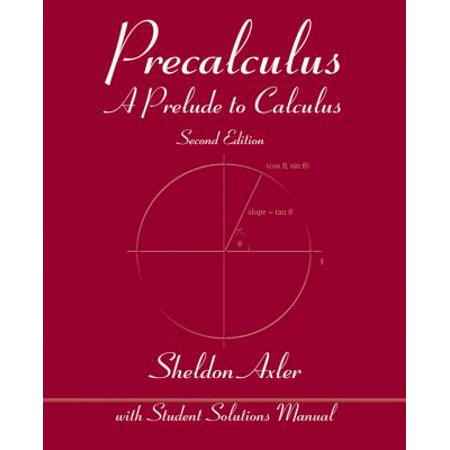Precalculus   Wileyplus  A Prelude To Calculus