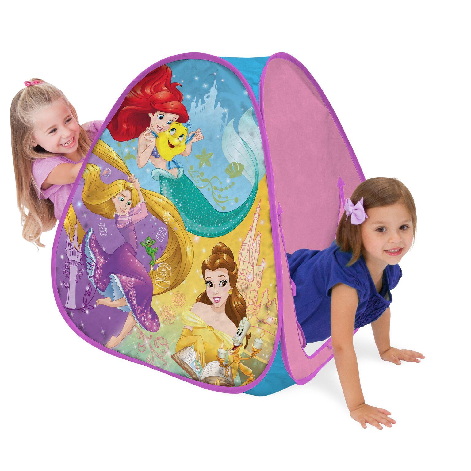 Playhut Disney Princess Classic Hideaway Play Tent