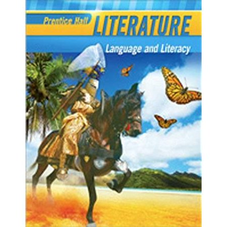 PRENTICE HALL LITERATURE 2010 STUDENT EDITION WITH WRITING AND GRAMMAR  STUDENT EDITION GRADE 7 (Prentice Hall Writing And Grammar Answer Key)
