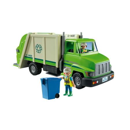 PLAYMOBIL Green Recycling -