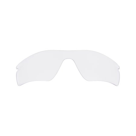 Replacement Lenses Compatible with OAKLEY RADAR PATH Non-Polarized Clear (Radar Path Oakley)