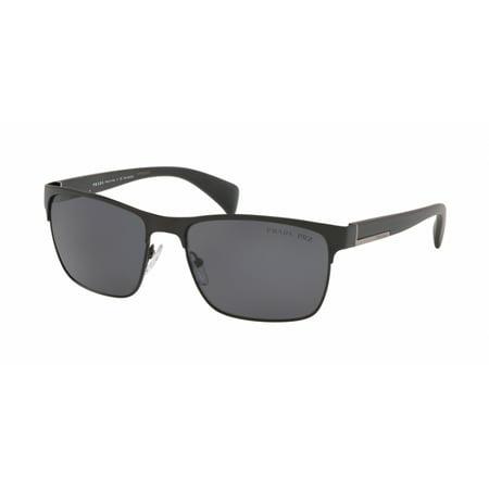 Prada 51OS Conceptual Sunglasses 1BO5Z1 Black