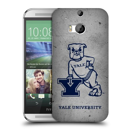 OFFICIAL YALE UNIVERSITY 2018/19 PATTERNS HARD BACK CASE FOR HTC PHONES 1