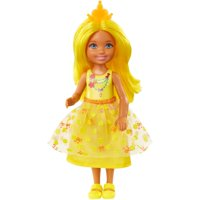 Barbie Dreamtopia Rainbow Cove Yellow Sprite Small Doll