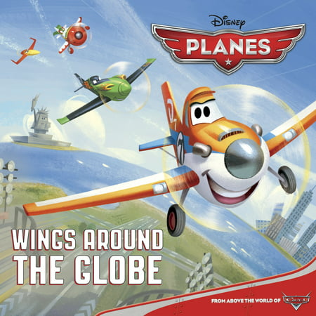 Wings Around the Globe (Disney Planes)