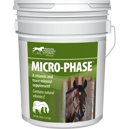 Micro Phase Vitamin   Mineral Supplement For Horse