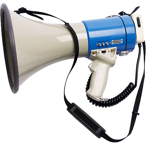 BSN Voice-Recording Megaphone