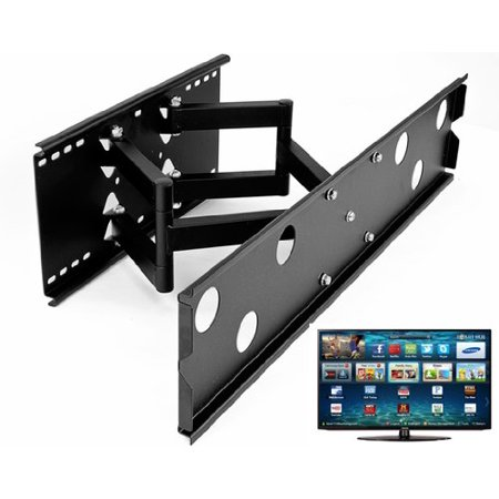 monmount scissor arms wall mount for samsung un46eh5300 un50eh5300 un40eh5300 40 to 60 inch. Black Bedroom Furniture Sets. Home Design Ideas
