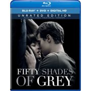 Fifty Shades of Grey (Blu-ray + DVD)