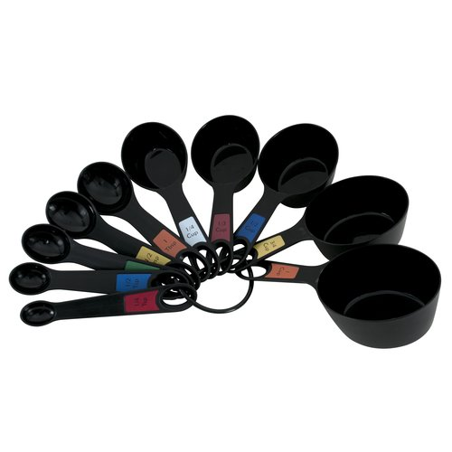 Farberware 10pc Measuring Cup and Spoon Set
