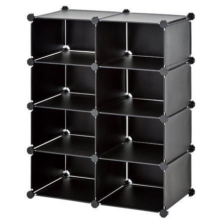 Mainstays Ms 8 Shelf Closet System
