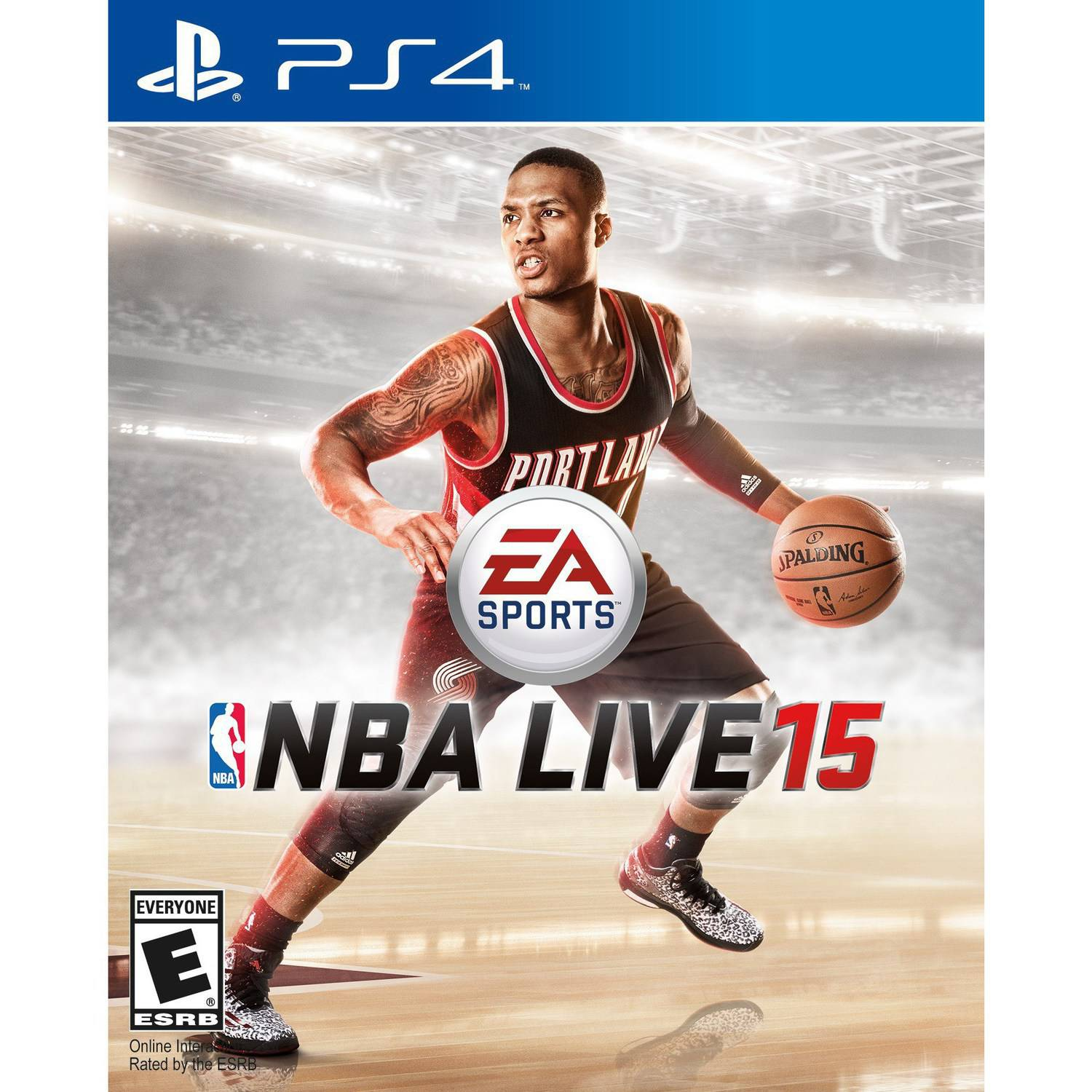NBA Live 15 (PS4) - Pre-Owned