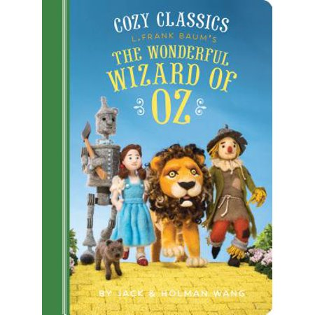 Cozy Classics: The Wonderful Wizard of Oz (Board Book)