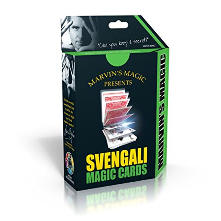 Marvin's Magic Svengali Magic Cards - image 1 of 1