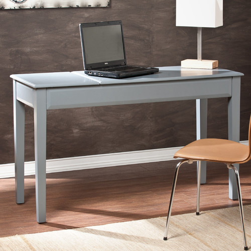 Holly and Martin Uphove Desk, Gray
