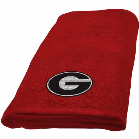 NCAA University of Georgia Hand Towel, 1 Each