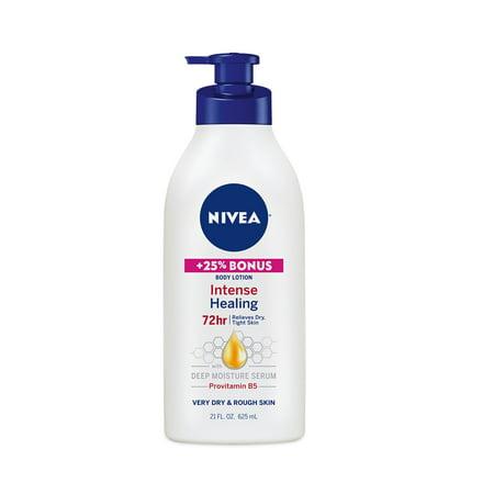 NIVEA Intense Healing Body Lotion, 33.8 oz. (Intense Healing Cream)