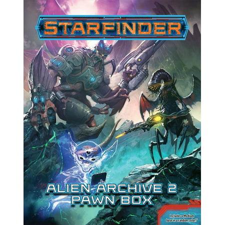 Starfinder Pawns: Alien Archive 2 Pawn Box (Other) - Alien Bob