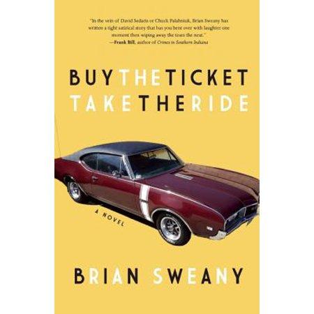Buy the Ticket, Take the Ride (Buy Tickets Disneyland Halloween)