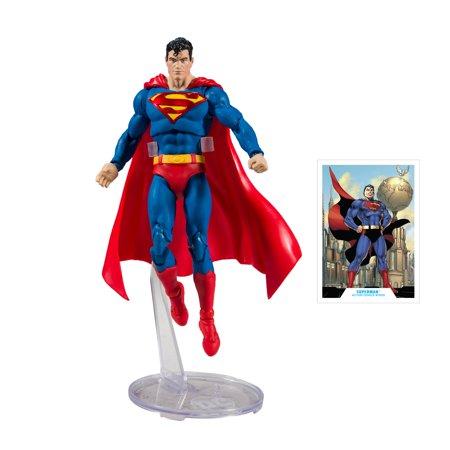 "McFarlane Toys DC Multiverse 7"" Superman: Action Comics #1000 Deluxe Figure"