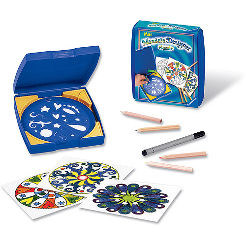 Ravensburger Mini Mandala Designer Classic Multi-Colored