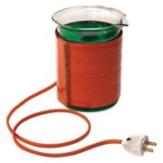 BRISKHEAT GBH0400-1 Griffin Beaker Heater, Silicone Rubber, 120VAC, 400 mL, 200W