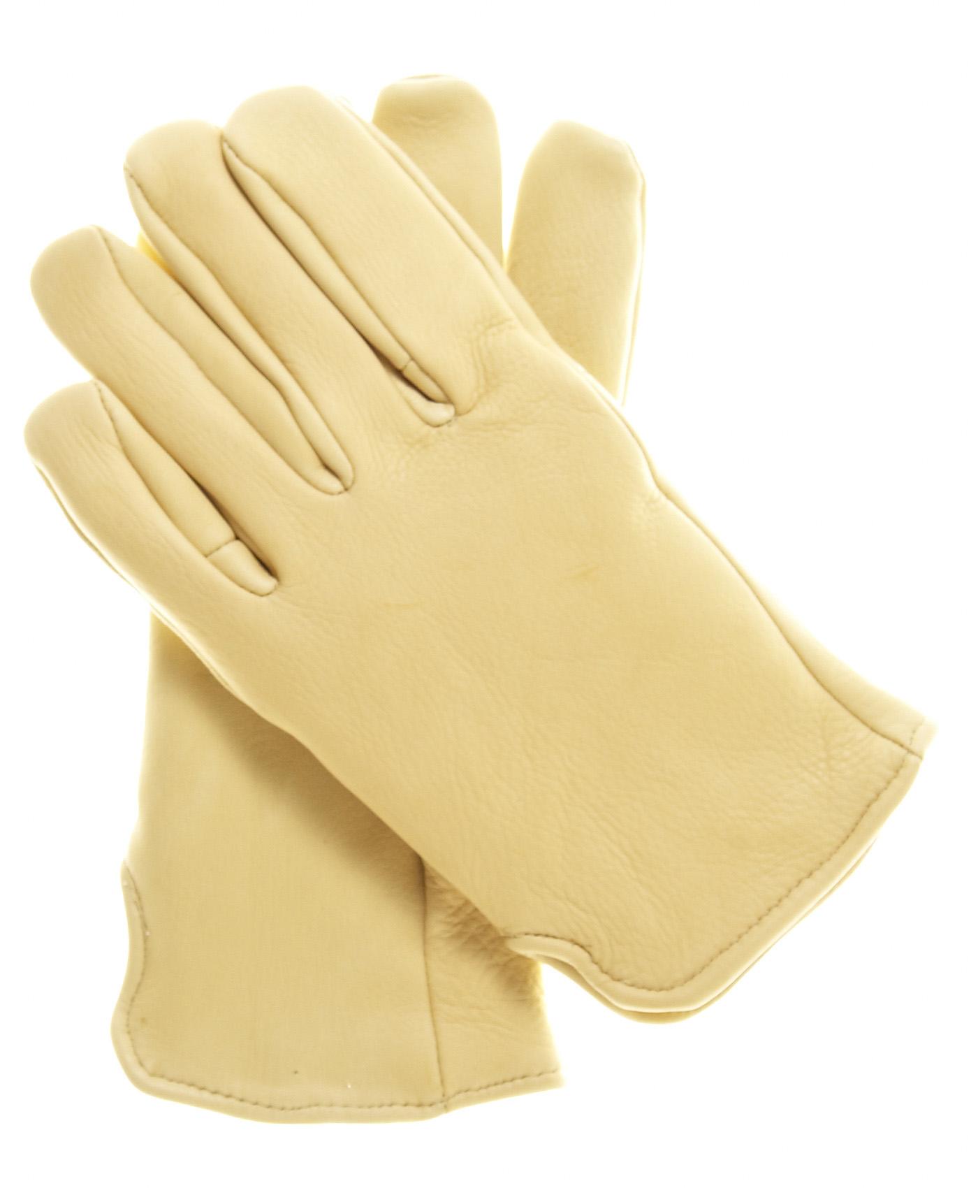Geier Glove Men's Lined Deerskin Gloves