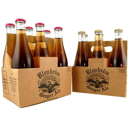 Blenheim Ginger Ale Sampler Pack - Set of 12