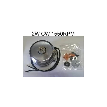 Wr60x187 condenser fan motor for ge refrigerator for Ge refrigerator condenser fan motor not working