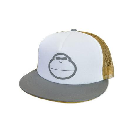 a246bd315ec Sun Bum - Sun Bum Sonny Trucker Hat - Dijon Smog - Walmart.com