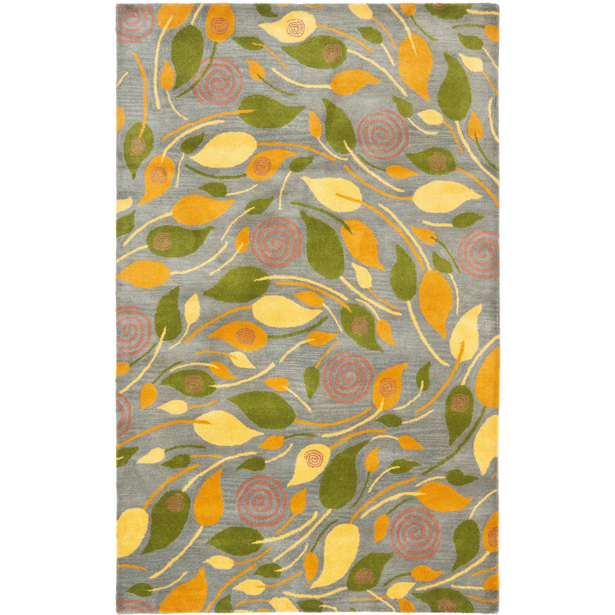 Safavieh Soho Cantor Abstract Wool Area Rug or Runner