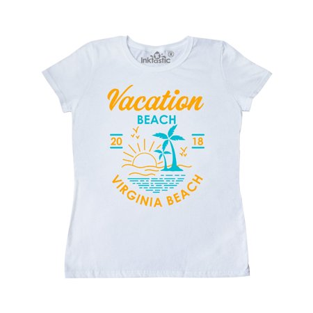 2018 Vacation in Virginia Beach Women's T-Shirt