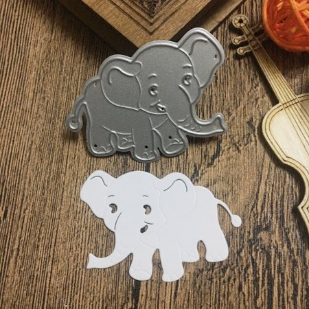 Metal Cutting Dies Stencil DIY Scrapbooking Embossing Album Paper Card Craft C](Halloween Crafts Using Scrapbook Paper)