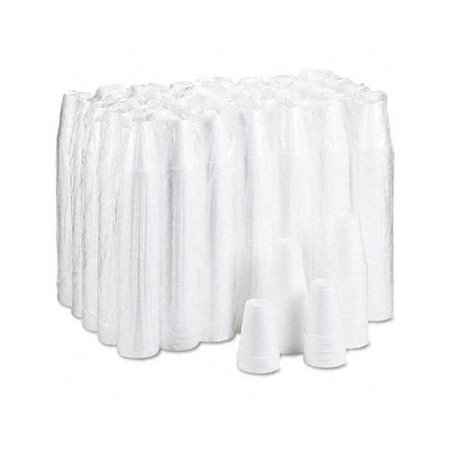 Dartᅡᆴ Drink Foam Cups, 12 oz., White, 40 Bags of - Is 12 Oz A Cup