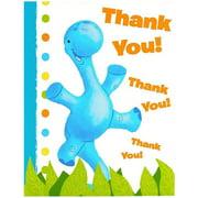 Little Dino Thank-You Notes, 8pk