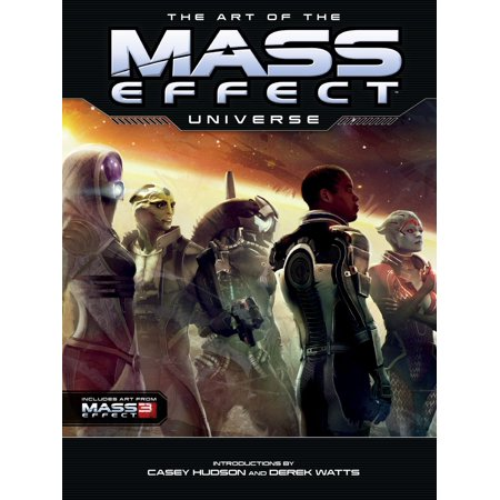 The Art of The Mass Effect Universe - eBook